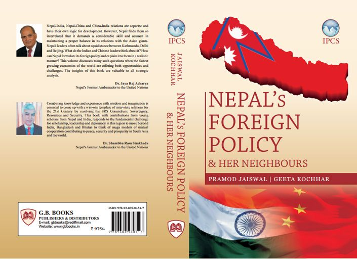 Nepal's Foreign Policy | Welcome to Jawaharlal Nehru University